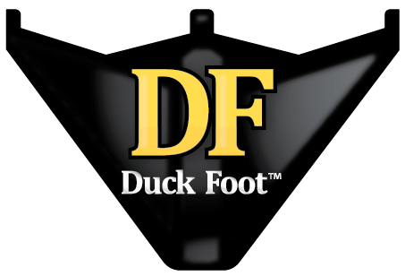 Duck Foot logo